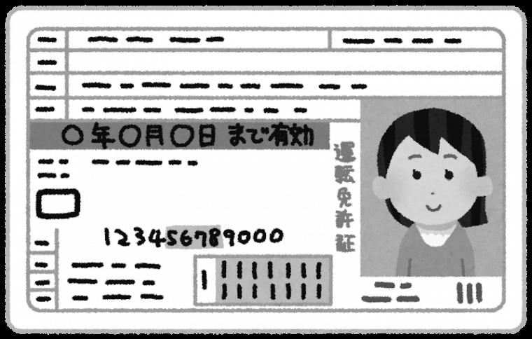 運転免許13